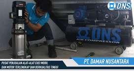 Kompresor Angin / Udara + Dinamo - Bergaransi & Termurah di FAKFAK
