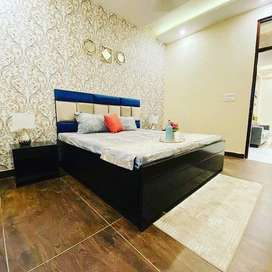 Ready to move 2bhk apartments close to NSEZ Noida