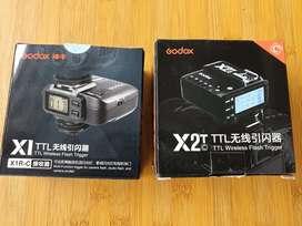 Trigger & Receiver X2T - X1R Canon