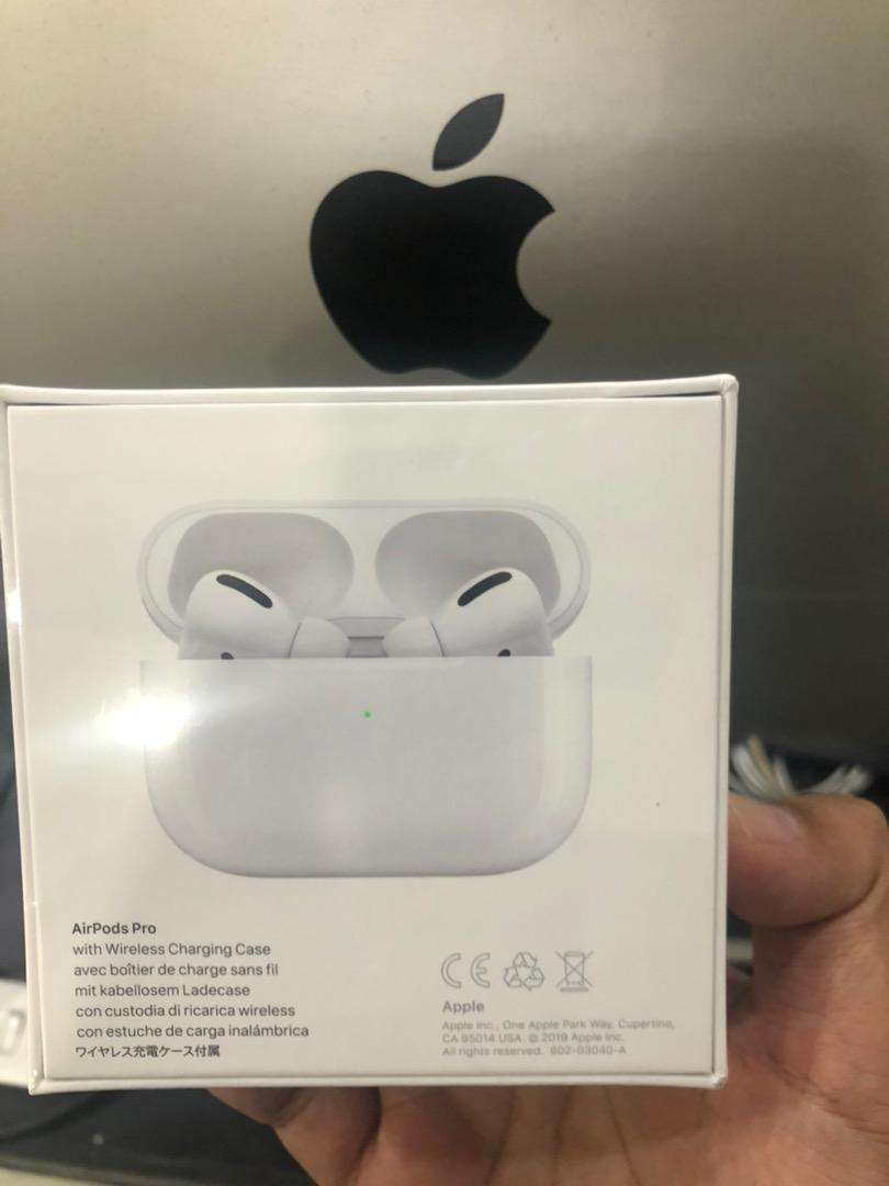 Promo Apple Airpods Pro New Grs Apple 0