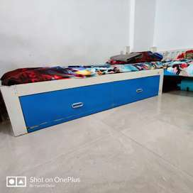 Bed with storage for sale