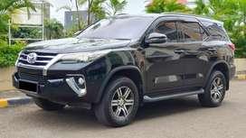 Solar Toyota Fortuner G Diesel AT Mirip VRZ 2019 NIK 2018