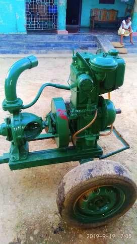 Water pump set (kirloskar)