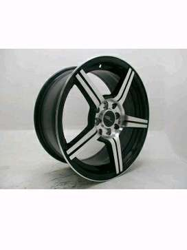 velg mobil Racing HSR import ring 16 cocok panther avanza brio freed