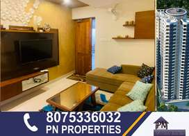 2bhk newly furnished luxury flat for rent near cyberpark calicut