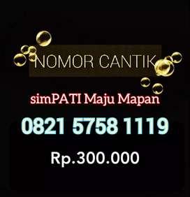 Nomor cantik Telkomsel simPATI