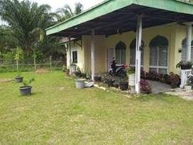Dijual Cepat Rumah di Sungai Pakning (Belakang Kantor Camat Pembantu)
