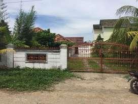 TANAH MURAH  712 M dekat PUSRI DIJUAL, bonus bangunan