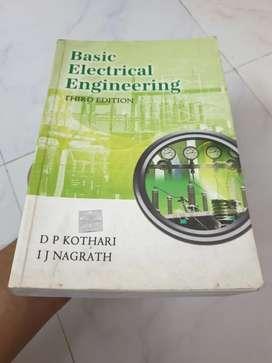 Basic Electrical Engineering, (by D.P.Kothari, I.J.Nagrath)