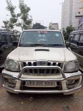 Mahindra Scorpio VLX 2WD BS-IV, 2010, Diesel
