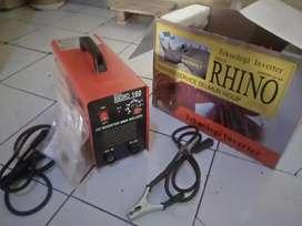 Mesin Las Rhino 160 Amper 900 Whatt