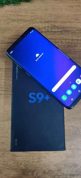 Samsung S9 Plus - 64 GB - Indian Device & Bill Black Colour