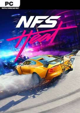 NFS HEAT DELUXE EDITION PC CODE for 3000rupees only