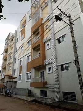 3bhk  flats for sale J P NAGAR 7th phase santrupthi Near Dakshin cafe