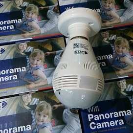 Camera Cctv Ip Panoramic Camera V380 Bohlam SPC TERMURAH