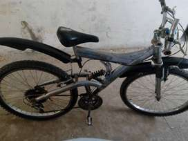 imported chicago bicycle double shock front back read add plz