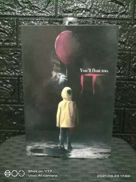 Action Figure Movie IT Pennywise Clone Version 2017