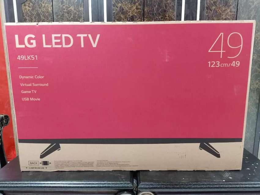 TV Led LG 49 inch 0