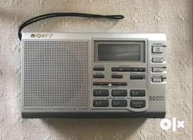 Sony DC 4.5V R6 Portable FM