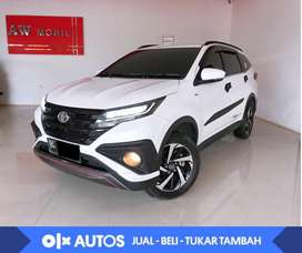 Toyota RUSH 1.5 TRD Sportivo AT 2018