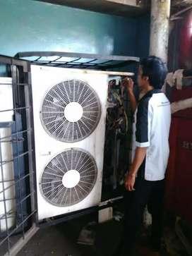 Adam Tehnik melayani service panggil Ac, kulkas, mesin cuci bergaransi