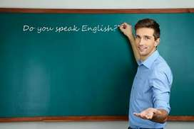 Required spoken English teacher