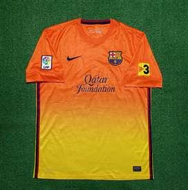 Jersey original Barcelona away size L