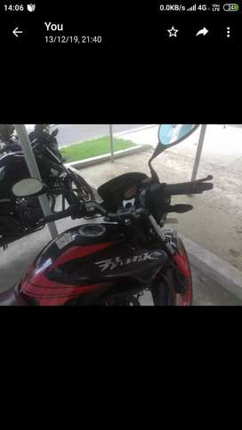 Well maintained with mileage of around 45kmpl with helmet .