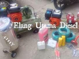 1 sett lengkap mumer Alat Alat Steam motor