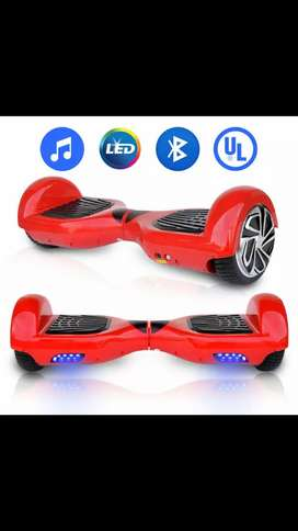 Imported bluetooth hoverboard