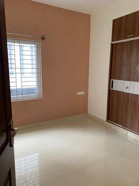 Sarjapura road ,2bhk flat is available for lease