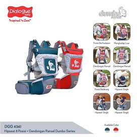 DIALOGUE HIPSEAT CARRIER 8IN1 DUMBO SERIES - DGG 4314