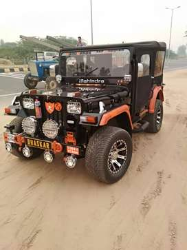 Guru Nanak jeep modifiers