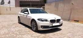 BMW 5 Series 520i Luxury Line, 2016, Petrol