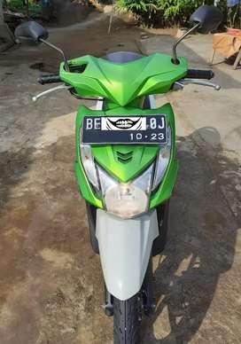 Dijual Honda Beat plat BE Lampung selatan