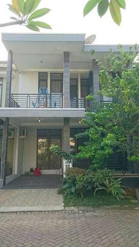 Dijual Rumah Dua Lantai Siap Huni Neo Permata Bintaro Jaya Sektor 9