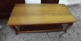 Teakwood Center Table