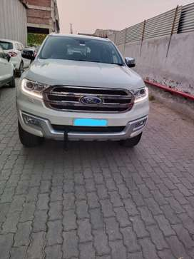 Ford Endeavour 2017 Diesel Good Condition-company records -all orignal