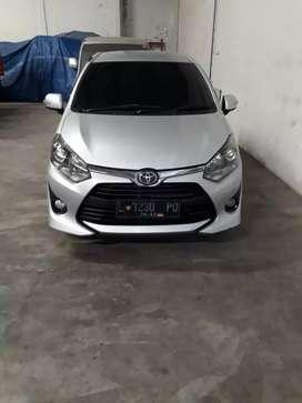 Toyota Agya 1,2 G A/T