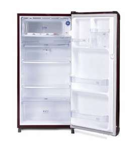 Refrigrater(fridge)and oven