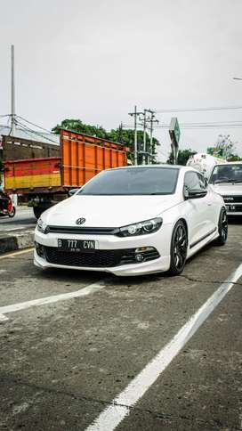 VW SCIROCCO low KM