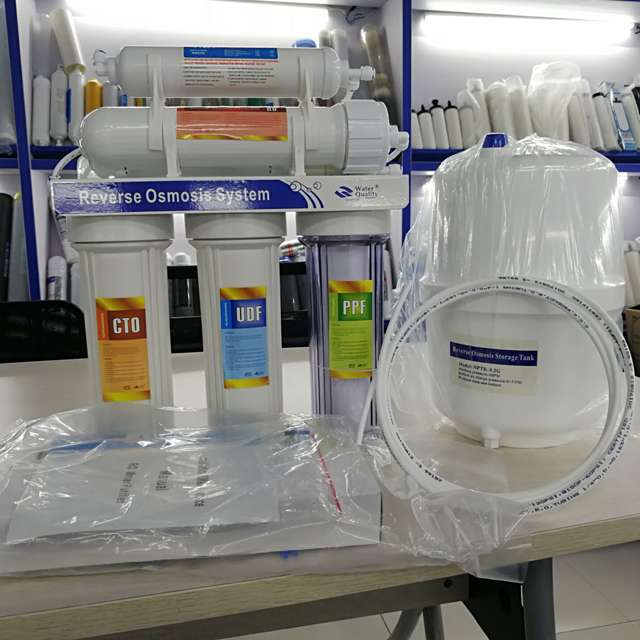 RO Reverse Osmosis Water Purifier System 0