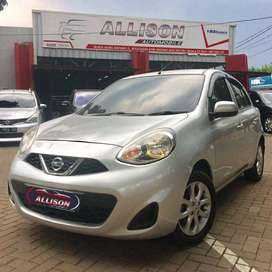 nissan march 1.2l AT 2013 New Model IRIT,NYAMAN,STYLISH
