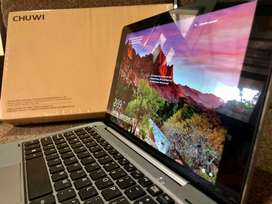 Laptop 2in1 CHUWI Hi10 Air 4/64 GB + Docking keyboard