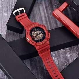 Jam tangan tahan air digitec mudman original