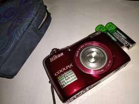 Kamera digital Coolpix L26 Nikon