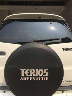 Dijual Terios TX Matic 2012, km 50.000, service rutin, pajak msh lama