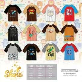 Kaos Anak Shine
