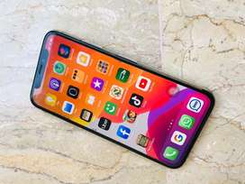 Iphone x 256 gb 10/10 saudia import
