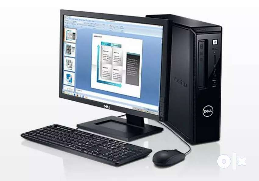 Dell Vostro Desktop Core i5 with LED Monitor 0
